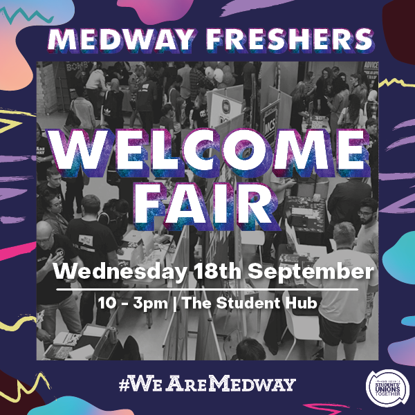 Medway Welcome Fair 2019!
