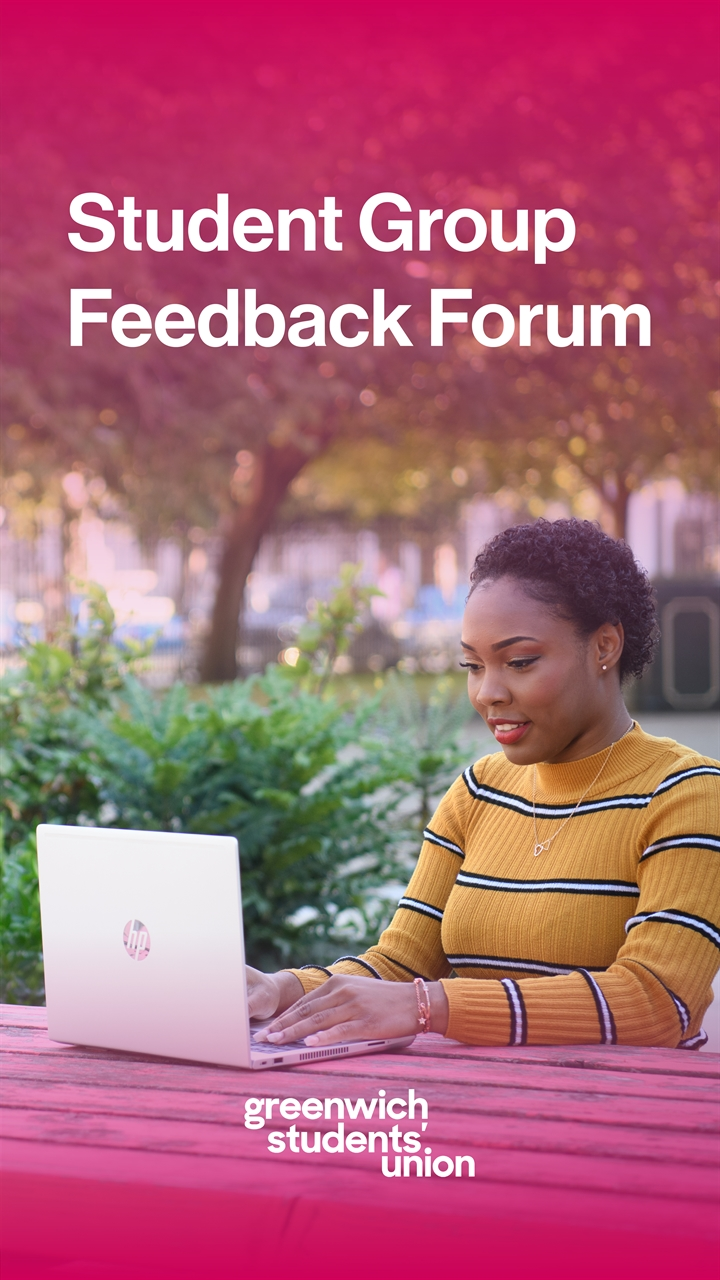 Student Group feedback forum