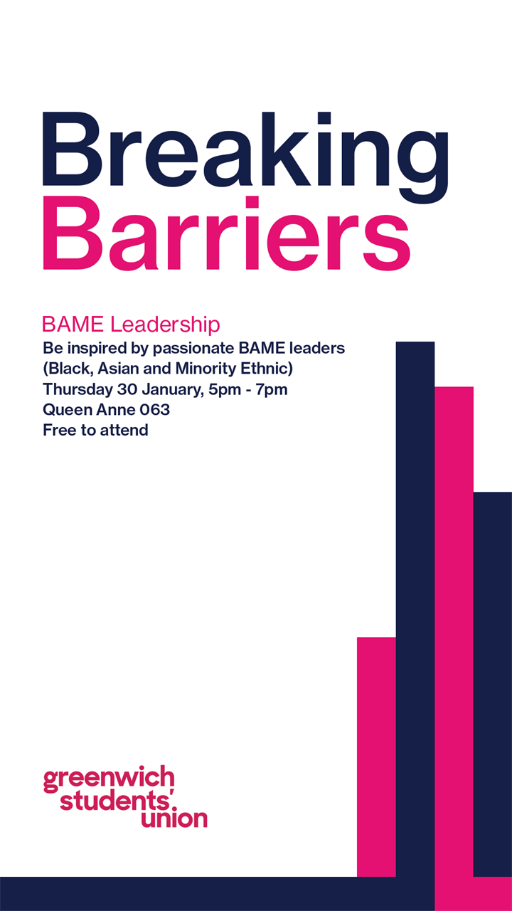 BAME Leadership Event