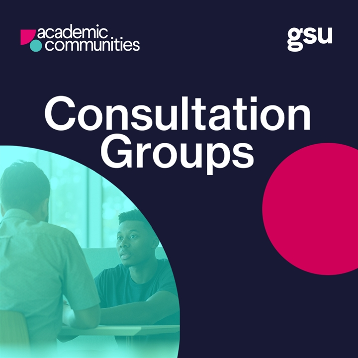 Academic Communities Consultation Group
