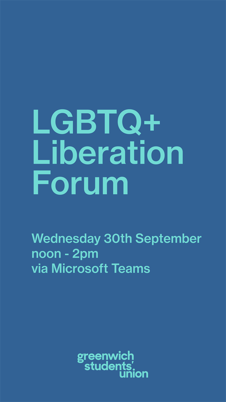 LGBTQ+ Liberation Forum