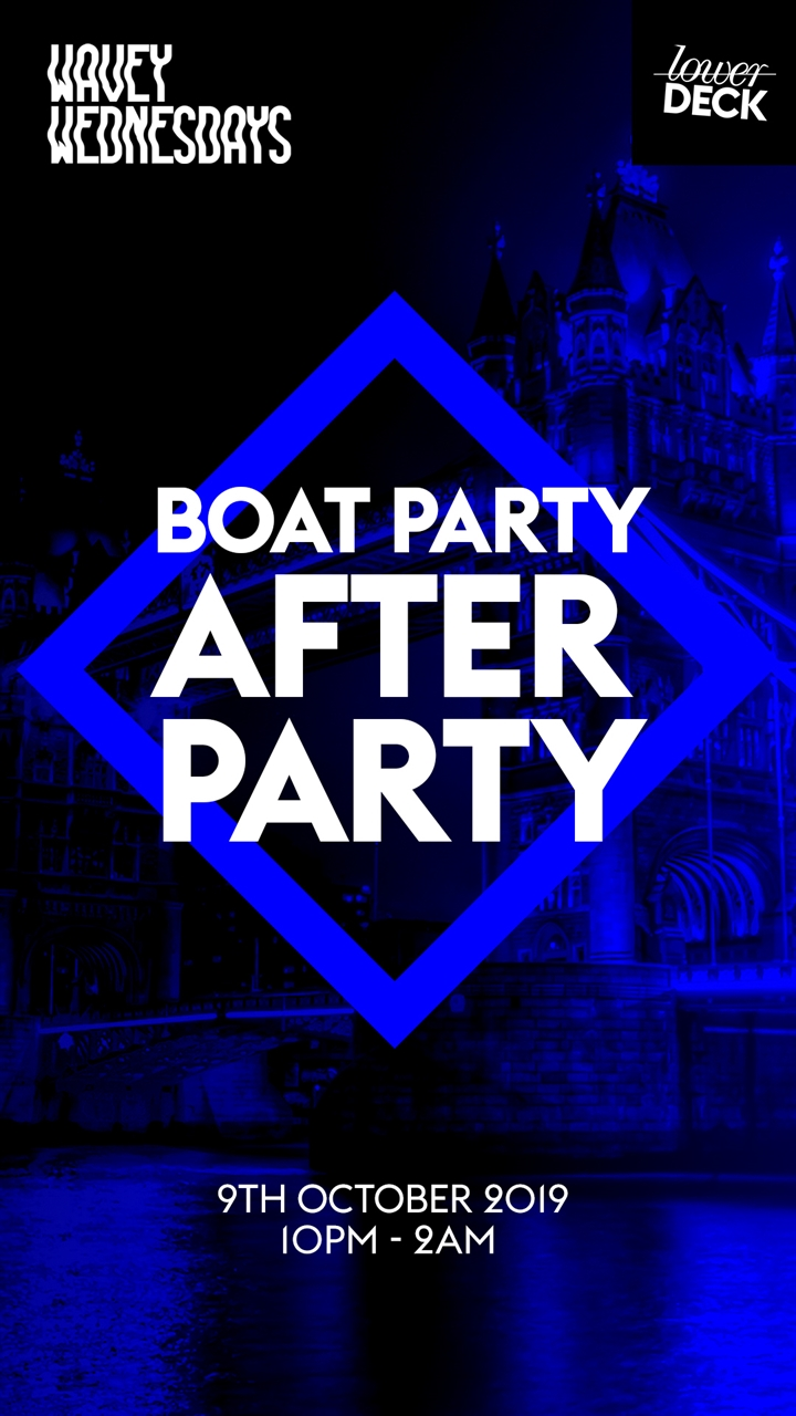Wavey Wednesdays: Boat Party After Party!