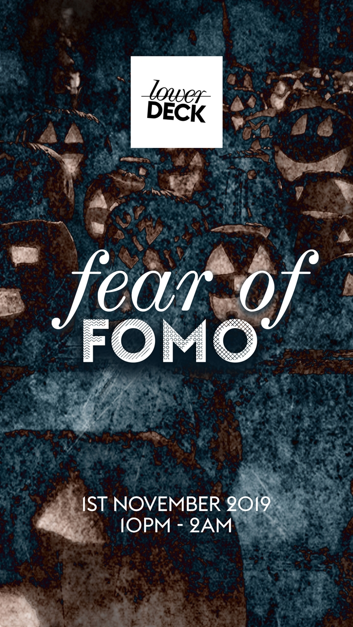 Halloween: Fear of FOMO