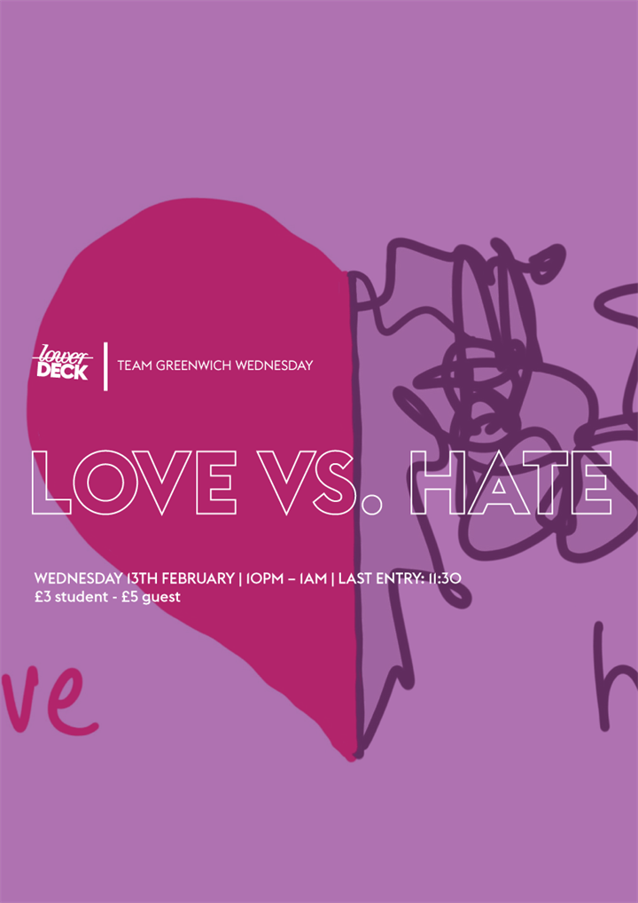 TGW: Love Vs Hate Party