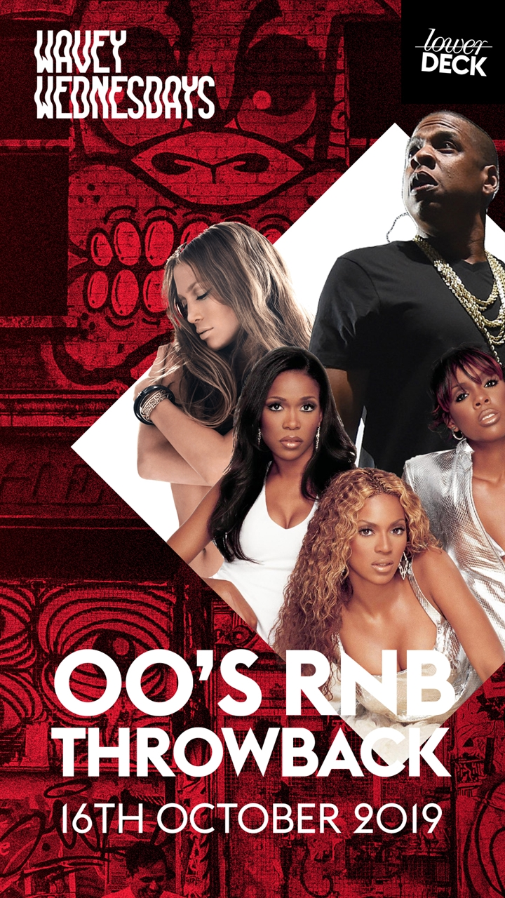 Wavey Wednesdays: 00s R&B Throwback