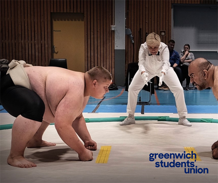 Sumo Wrestling Taster Session