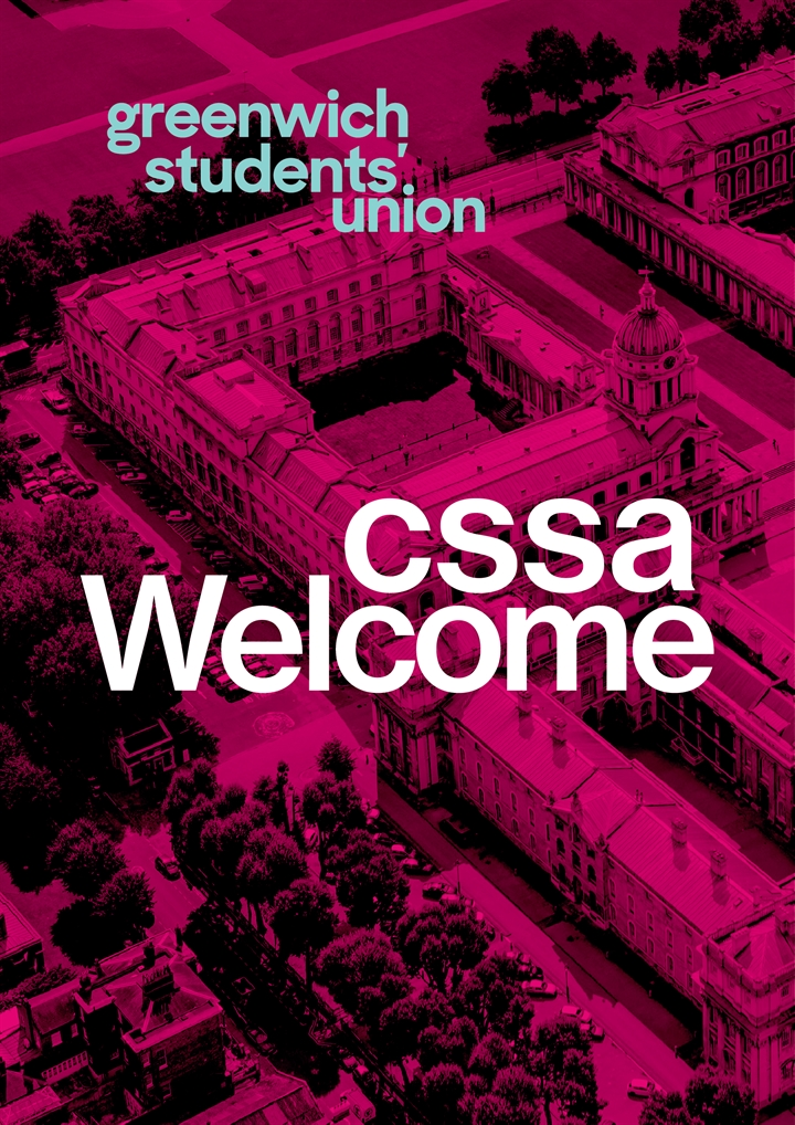 Chinese Students Social Association (CSSA) Welcome