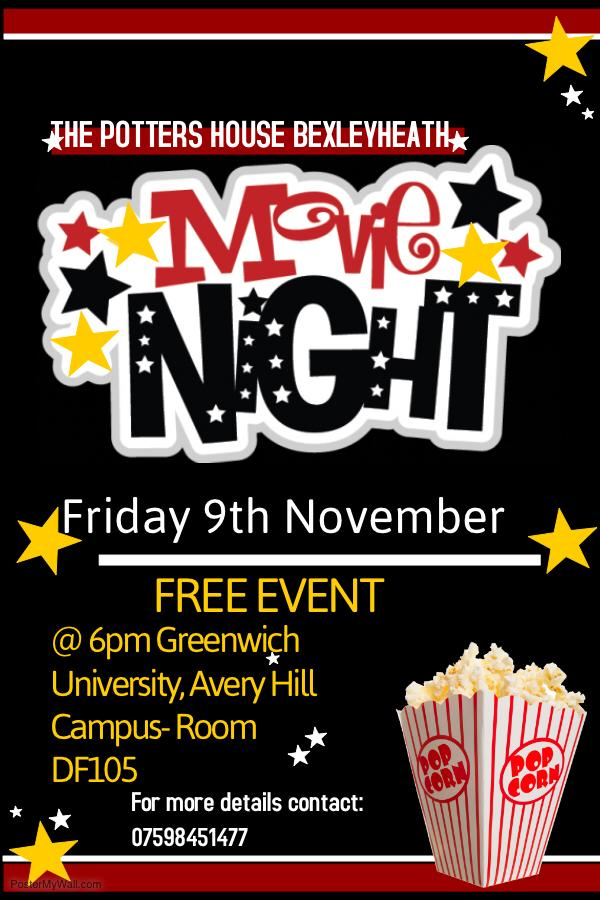 AHCC MOVIE NIGHT! ????