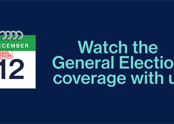 watch the general election coverage with us