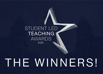Student Led Teaching Awards 2020 - the winners!