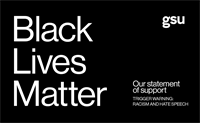 Black Lives Matter - our statement of support (trigger warning: racism and hate speech)