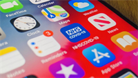Download the NHS Test and Trace app, and be ready to use it on campus