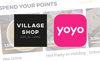 Redeem your Village Shop Yoyo vouchers by email