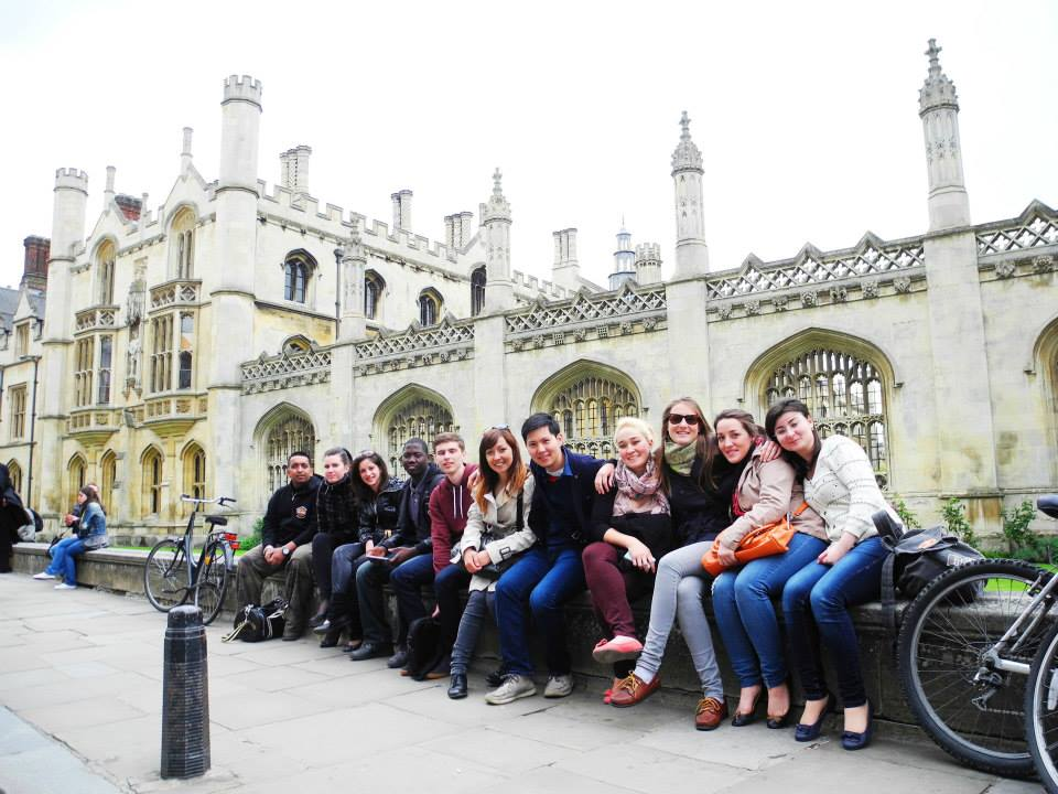End of the year trip - Cambridge