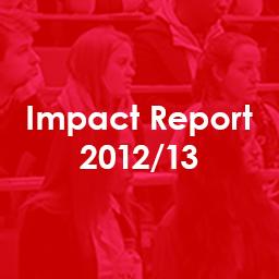 Impact Report 2012/13