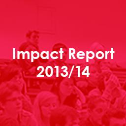 Impact Report 2013/14