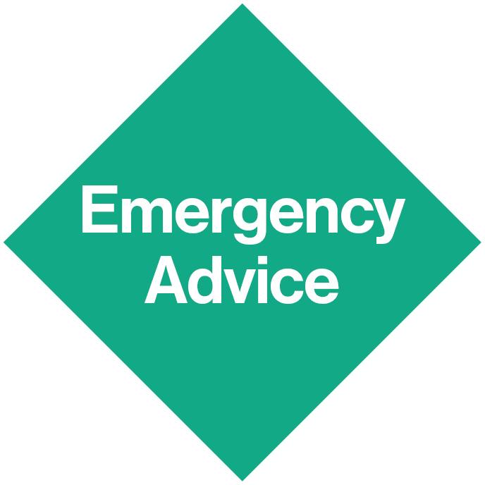 Emergency Advice