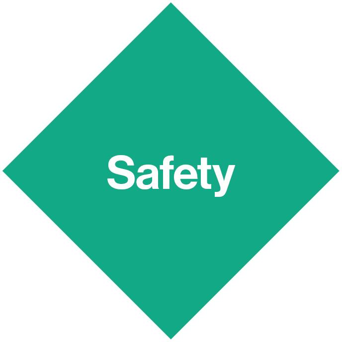 Advice on Safety